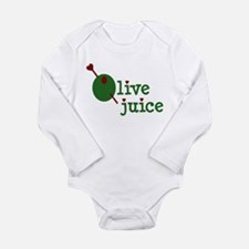 OliveJuice2 Body Suit