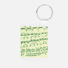 Glee Club/Sheet Music Keychains