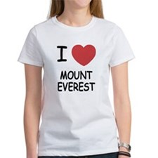 I heart mount everest Tee