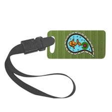 Scales Luggage Tag