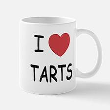 I heart tarts Mug