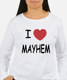 I heart mayhem T-Shirt