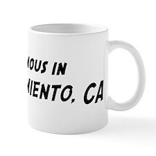 Famous in Lake Nacimiento Mug