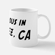 Famous in Martinez Mug