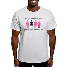 1 in 4 Statistic T-Shirt
