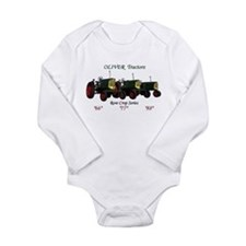 Oliver Trio  66,77,88 tractor Body Suit