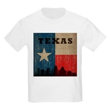 Vintage Texas Skyline T-Shirt