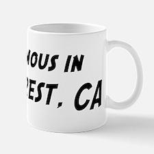 Famous in Ridgecrest Mug