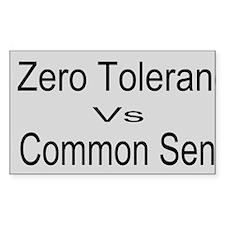 Zero Tolerance Custom Decal