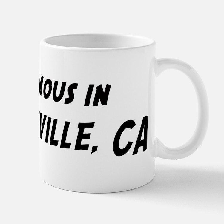 Famous in Markleeville Mug