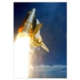 Nasa shuttle launch Posters