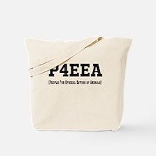 P4EEA Tote Bag