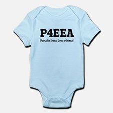 P4EEA Infant Bodysuit