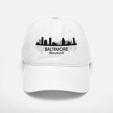 Baltimore Maryland Baseball Baseball Cap