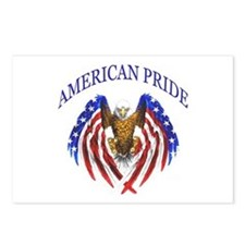 American Pride Eagle Postcards (Package of 8)