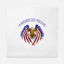 American Pride Eagle Queen Duvet