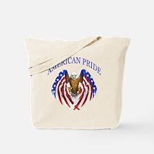 American Pride Eagle Tote Bag