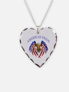 American Pride Eagle Necklace