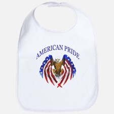 American Pride Eagle Bib