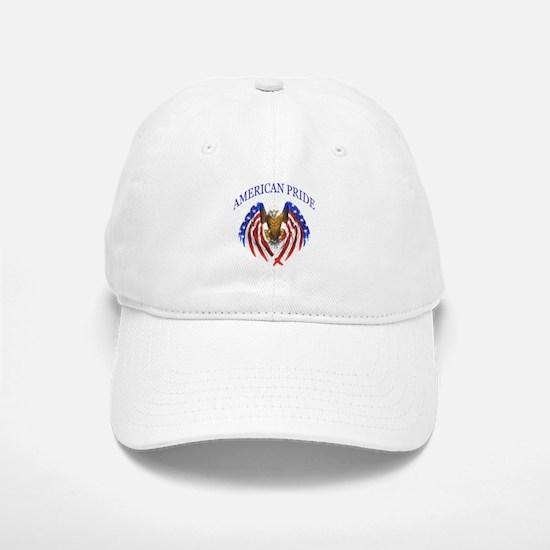 American Pride Eagle Baseball Baseball Cap