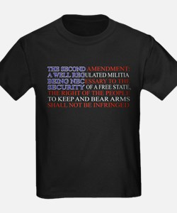 Second Amendment Flag T