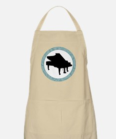 Piano Music Apron