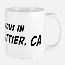 Famous in South Whittier Mug