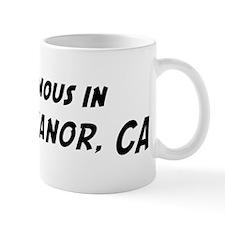 Famous in Lake Almanor Mug