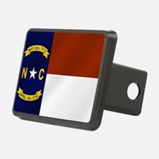 North Carolina Flag Hitch Cover