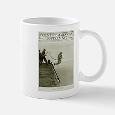 DEEP SEA DIVER ENTRY Mug