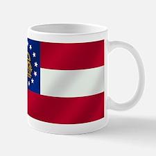 Georgia State Flag Mug