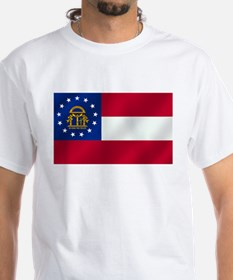 Georgia State Flag Shirt
