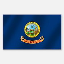 Idaho State Flag Decal