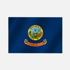 Idaho State Flag Rectangle Magnet