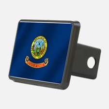 Idaho State Flag Hitch Cover