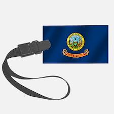 Idaho State Flag Luggage Tag