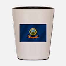 Idaho State Flag Shot Glass