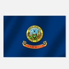 Idaho State Flag Postcards (Package of 8)