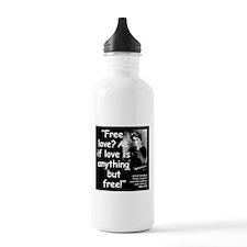 Goldman Love Quote 2 Water Bottle