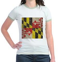 Vintage Maryland Flag T