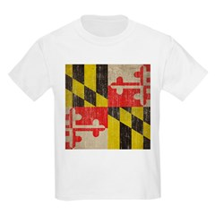 Vintage Maryland Flag T-Shirt