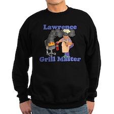 Grill Master Lawrence Sweatshirt
