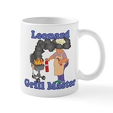 Grill Master Leonard Mug