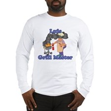 Grill Master Luis Long Sleeve T-Shirt