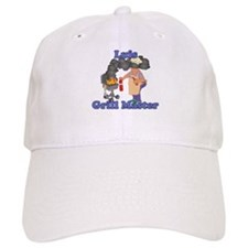 Grill Master Luis Baseball Cap
