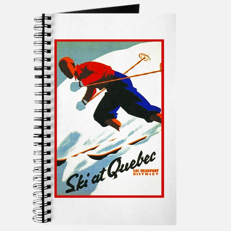 Canada Travel Poster 11 Journal