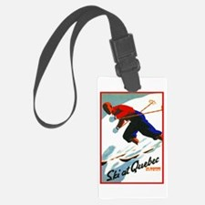 Canada Travel Poster 11 Luggage Tag