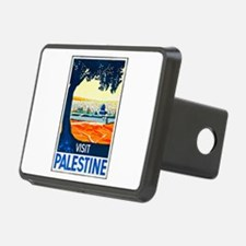 Palestine Travel Poster 1 Hitch Cover