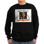 OBAMA COMMUNIST Sweatshirt (dark)