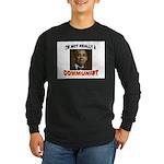 OBAMA COMMUNIST Long Sleeve Dark T-Shirt